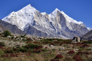 mount bhagirathi expedition
