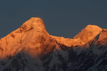 Nandadevi Base Camp