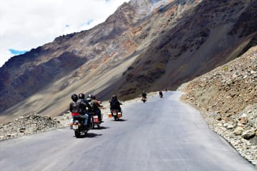 Srinagar Leh Motorcycle Expedition