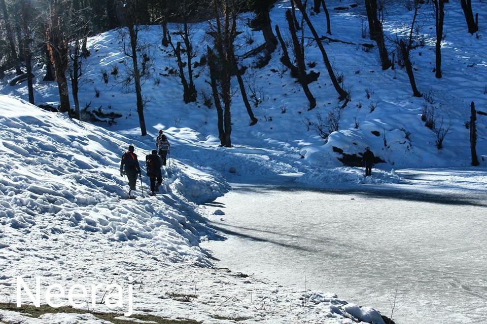 kedarkantha peak winter trek
