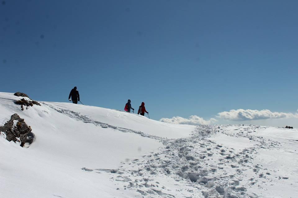 best winter treks in uttarakhand himalayas