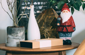 Personal website for the rustic santa.