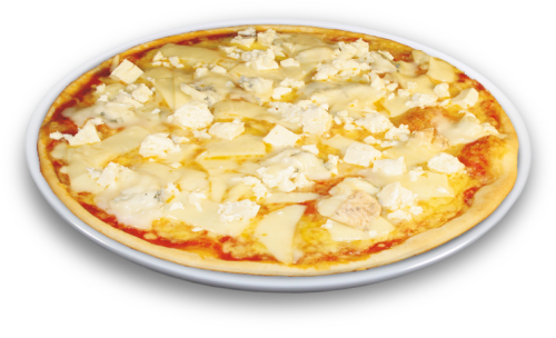 Pizza Cheeseburgh Solo 25cm<sup>F</sup>