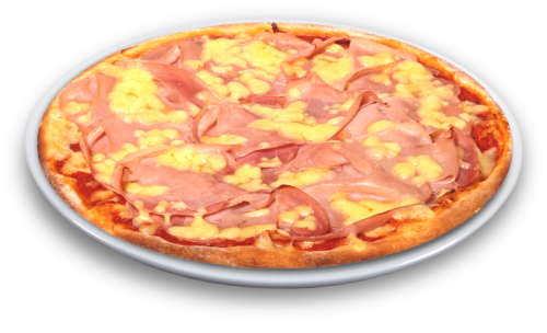 Pizza Texas Solo 25cm<sup>A,K,G,P,F</sup>