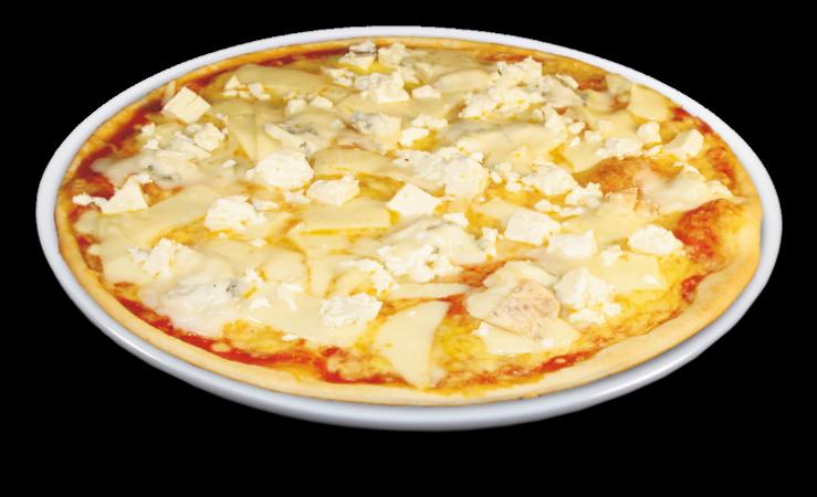 Pizza Cheeseburgh Solo 25cm<sup>F</sup>