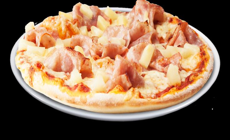 Pizza Hawaii Big 32cm<sup>A,K,G,P,V,F</sup>