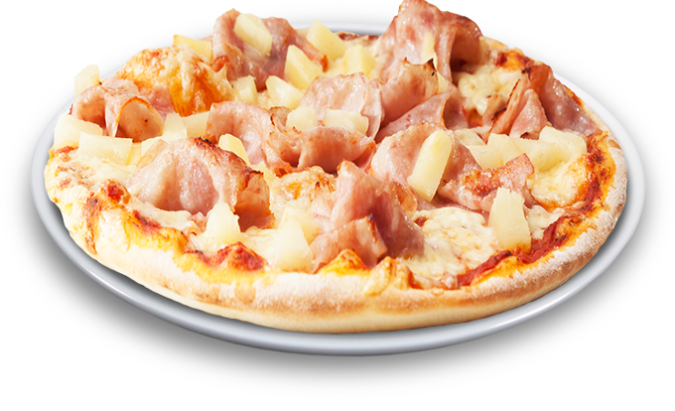 Pizza Hawaii Family 40cm<sup>A,K,G,P,V,F</sup>