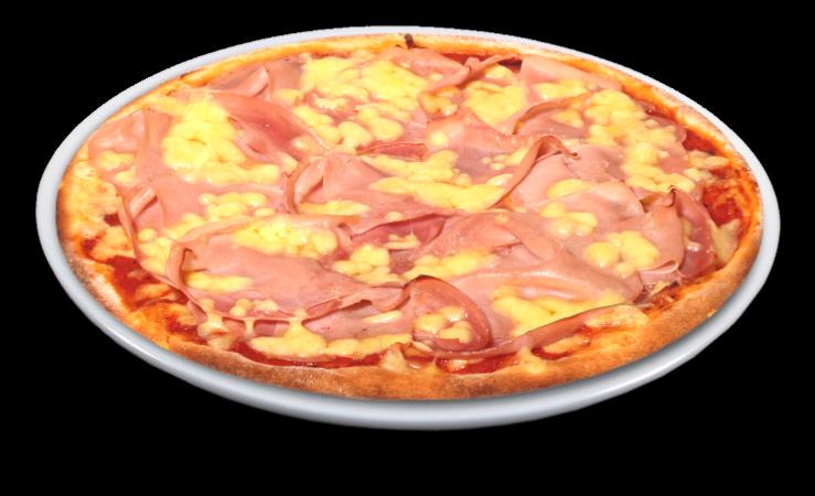 Pizza Texas Solo 25cm<sup>A,K,G,P,V,F</sup>