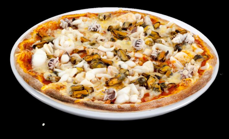 Pizza Alaska Big 32cm <sup>F</sup>