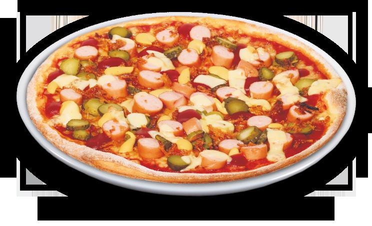 Pizza Hotdog