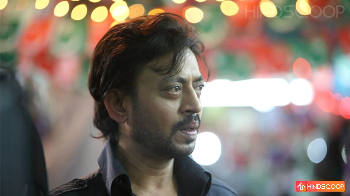 Irrfan in a still from Life in a Metro