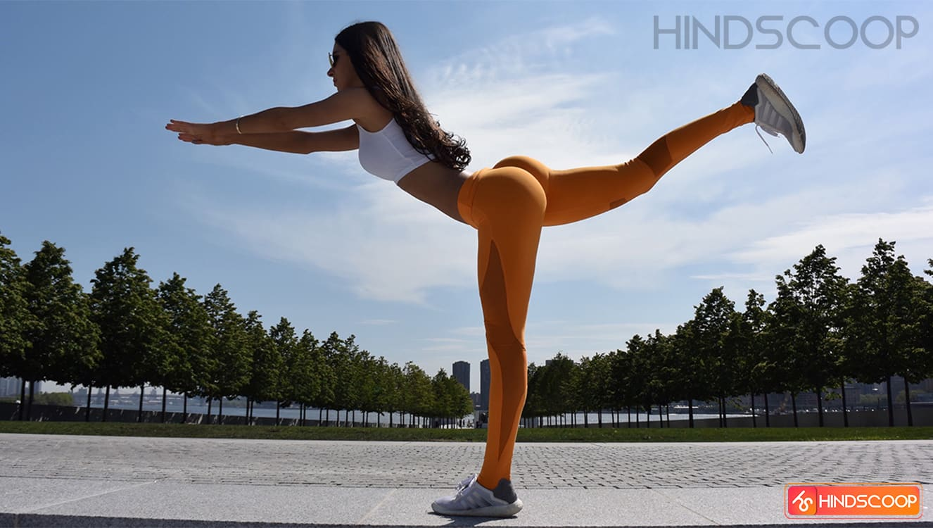 Jennifer Selter Health and fitness