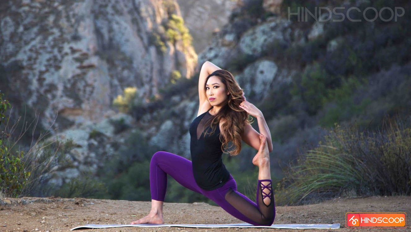 Cassey Ho most influential in health and fitness
