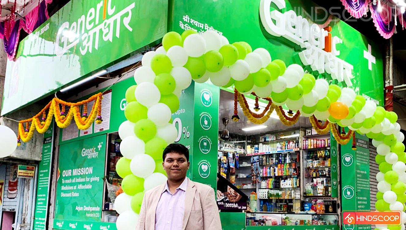 Generic Aadhaar Wishes to Revolutionize Chemist Industry