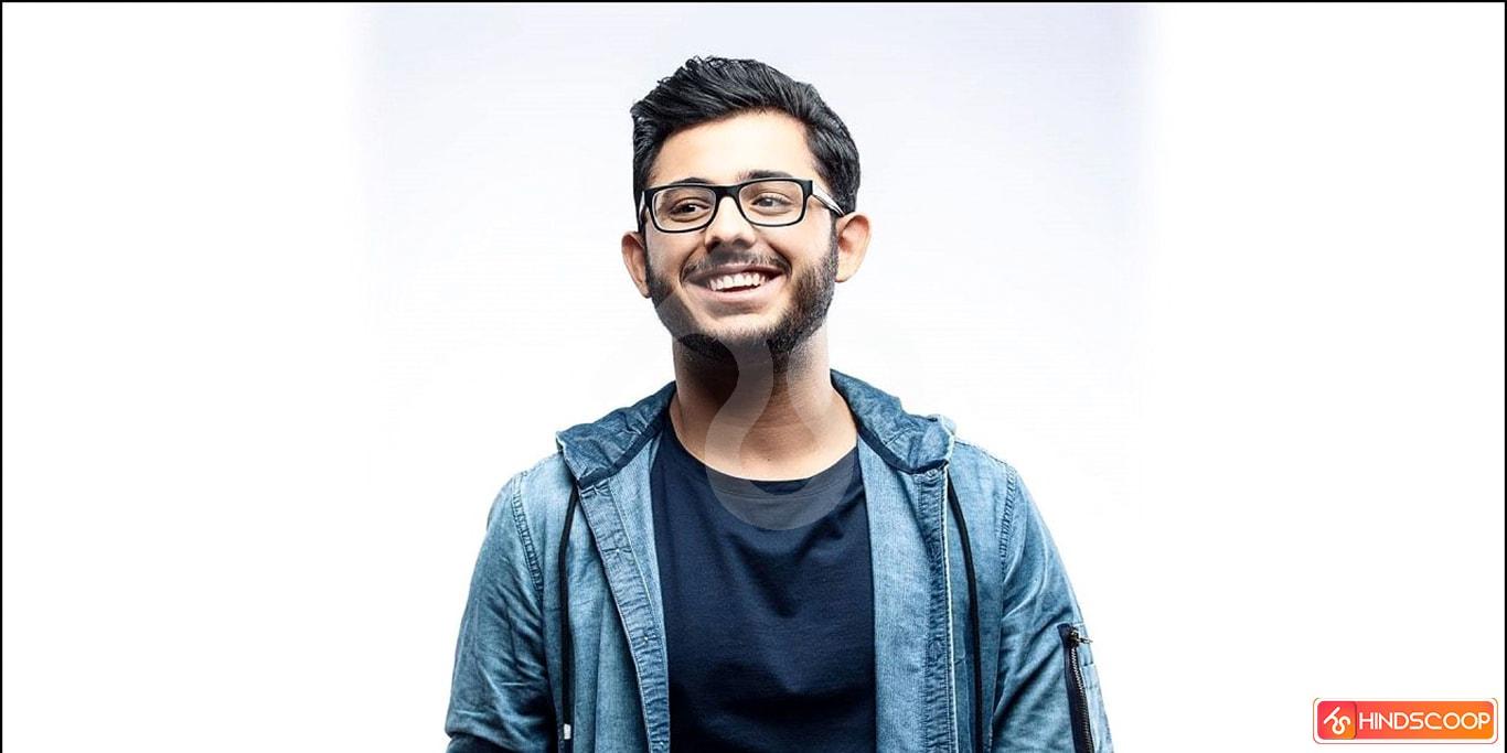 Carry Minati aka Ajay Negar