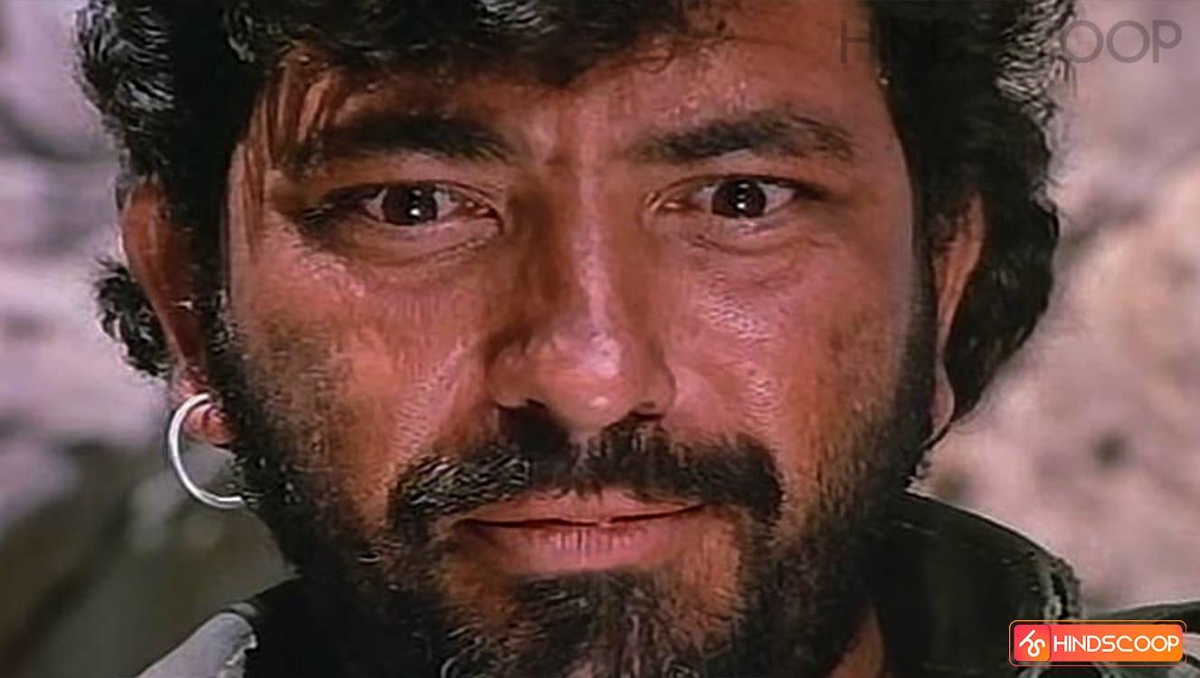 Amjad Khan, the Gabbar