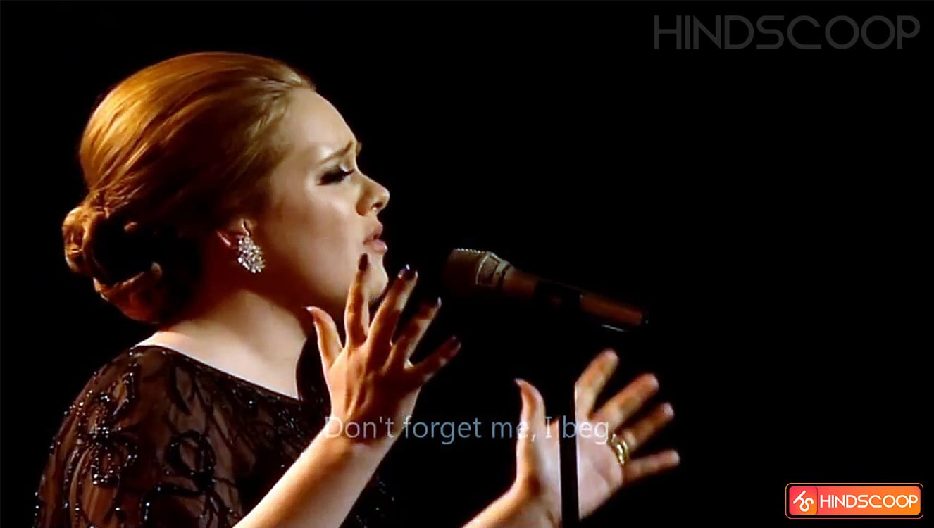 adele best composition