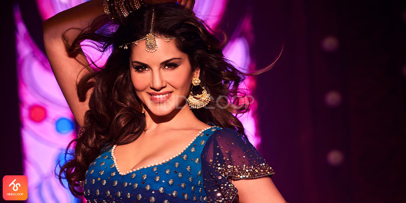 Sunny Leone in an item song