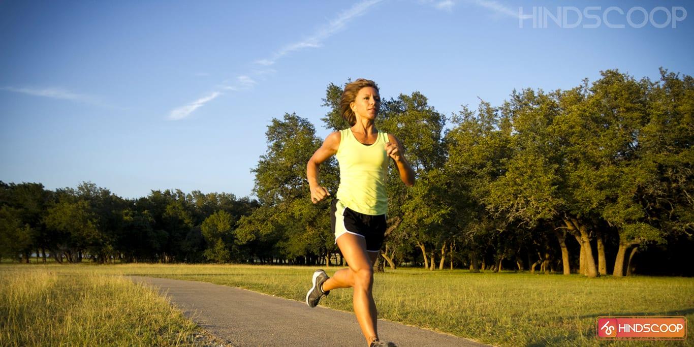 Exercise Regularly for better Mental health
