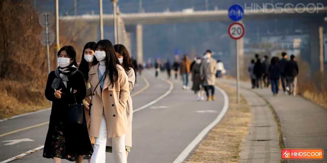 South Korea after lockdown