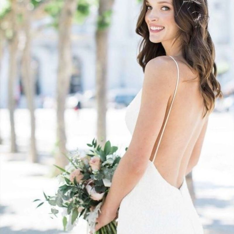 Wedding morgan a