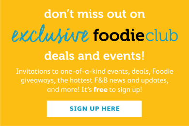 Signup foodieclub horizontal