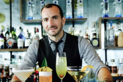 Joly Good Cocktails from The World's Bartender of the Year