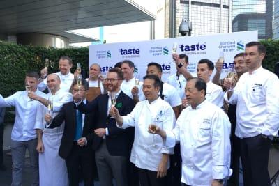 South African Wine Showcase at Taste of Hong Kong