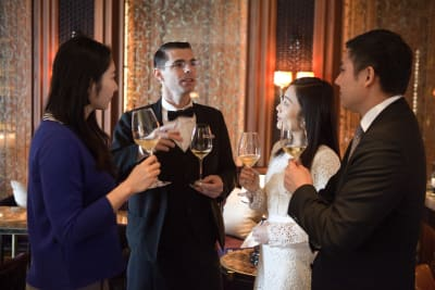 New Wine Concept: Four Seasons Wine Club