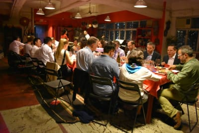 Review: Blueflower Travel–Themed Dinner, South America