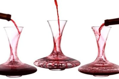 Rewriting Wine 101: To Decant or not to Decant?