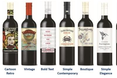 Rewriting Wine 101: Label Design