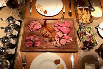 New Menu: Porterhouse Introduces Beef It Up Promotion