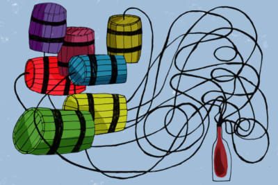Rewriting Wine 101: Which is Better, Single-Varietal or Blended Wine?