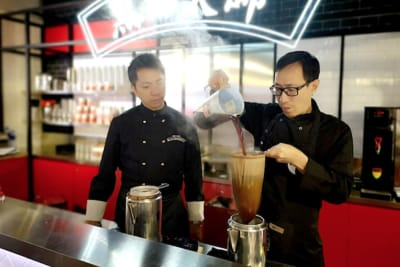 The Secret Life of Hong Kong Milk Tea