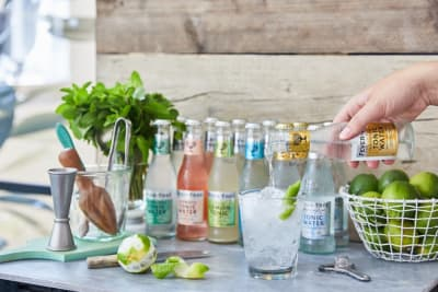 Recipes: Dry January Mocktails x Fever-Tree