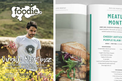 Foodie Magazine March/April 2019 Issue Out Now: Virgilio Martínez