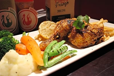 New Restaurant Alert: Flaming Frango