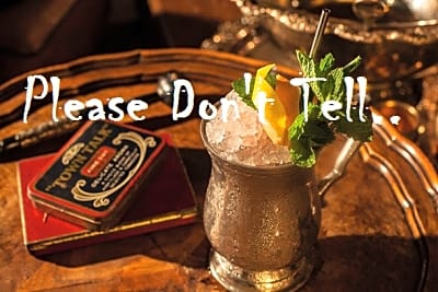 Please Don't Tell: The Most Exclusive Bars In Hong Kong