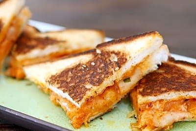 Recipes: Kimchi Grilled Cheese and Kimchi Carbonara