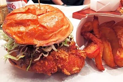 Tiger Katsu Burger Takeover at Butchers Club Burger