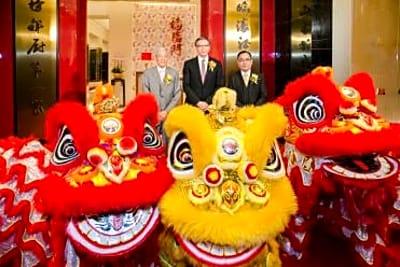 Fook Lam Moon Macau Opening Ceremony