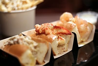 Does the New Lobster Central Serve Hong Kong's Best Lobster Roll?