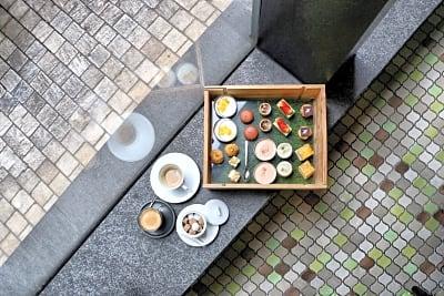 Coffee Brunch at Seasons by Olivier Elzer