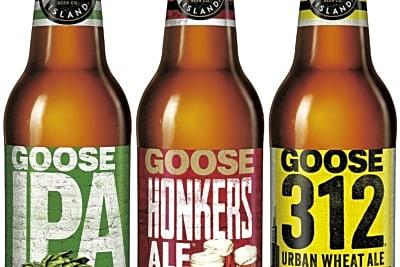Goose Island Craft Beer Comes to Hong Kong