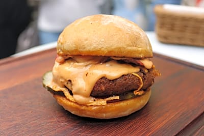 Beyond Burger Now Available at The Butchers Club Burger in Hong Kong