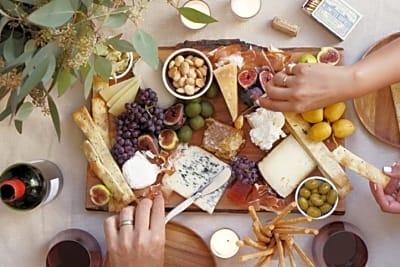 Cheese around the Clock