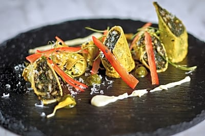 New Restaurant: Daarukhana