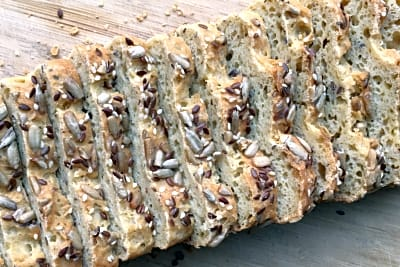 Recipe: Soft Gluten-Free Sandwich Bread