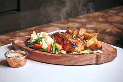 New Restaurant: Rajasthan Rifles